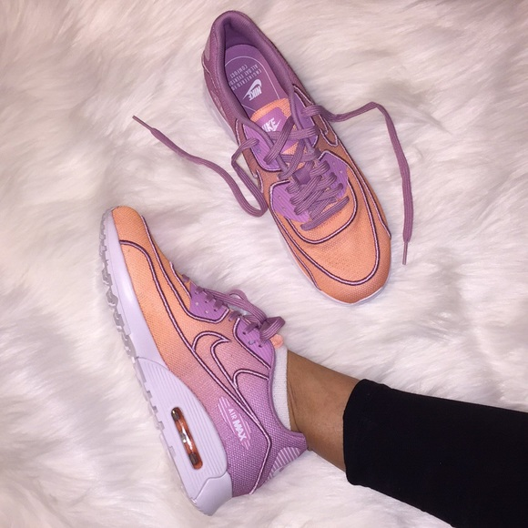 factory price a072b 73bad Nike Shoes | Air Max 90 Ultra 20 Br Lilac Orange | Poshmark